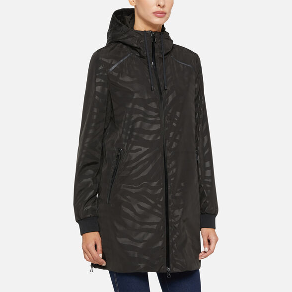 WOMAN JACKETS GEOX XLED WOMAN - 4