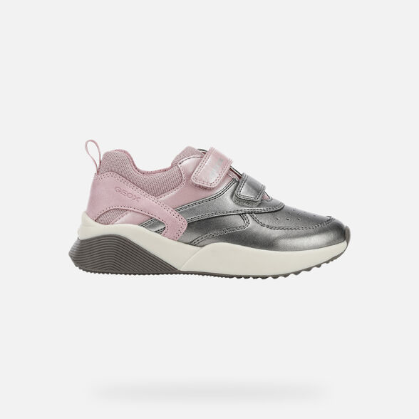 SNEAKERS GIRL GEOX SINEAD GIRL - 2