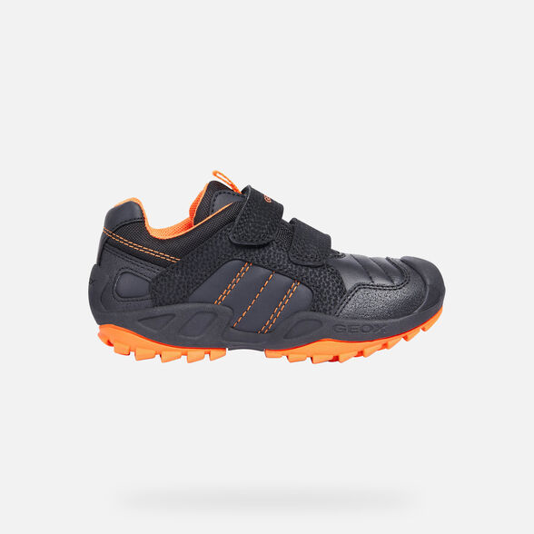 SNEAKERS BAMBINO GEOX NEW SAVAGE BIMBO - 3