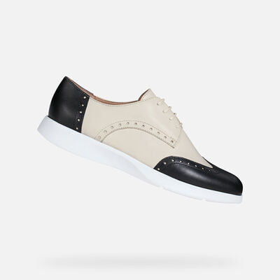 LACE UPS AND BROGUES WOMAN ARJOLA