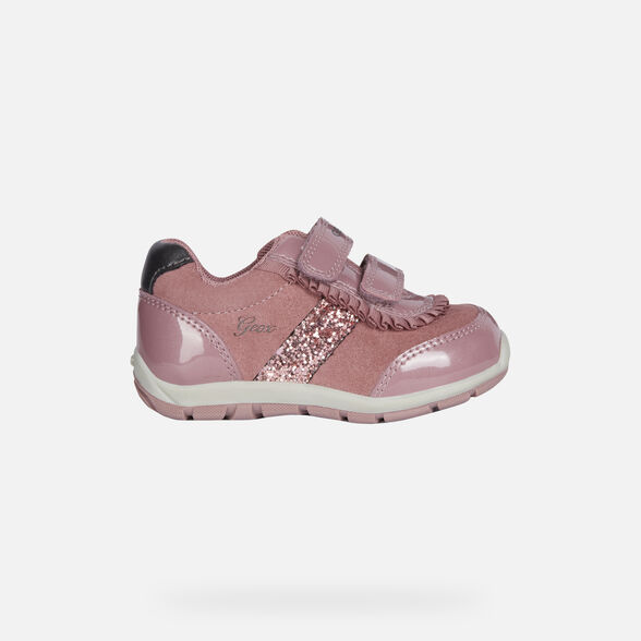 SNEAKERS BABY GEOX SHAAX BABY GIRL - 2
