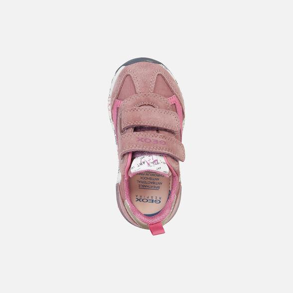 SNEAKERS BABY GEOX ALBEN BABY GIRL - 6