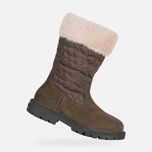 BOOTS GIRL GEOX SHAYLAX ABX GIRL - null
