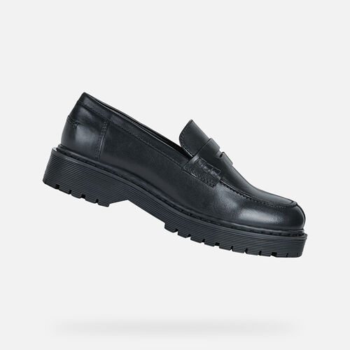 MOCASINES MUJER GEOX BLEYZE MUJER - null