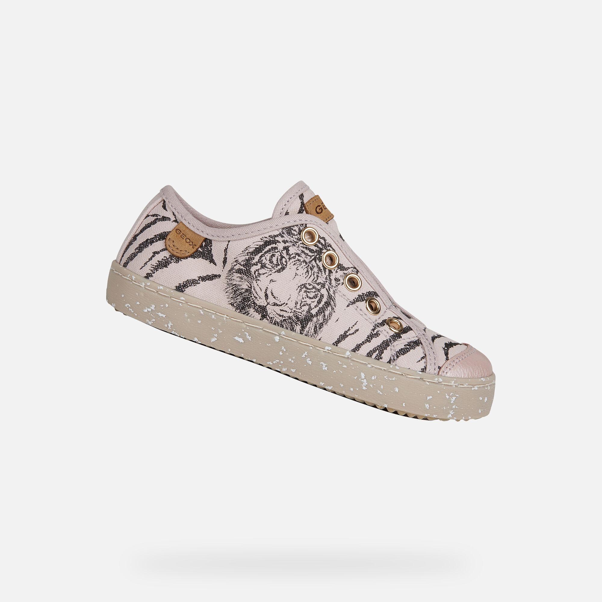 Geox KILWI Girl: Rose Sneakers   Geox SS20