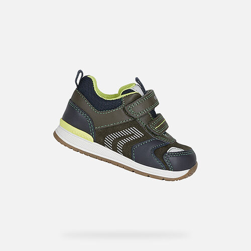 SNEAKERS BABY GEOX RISHON BABY BOY - null
