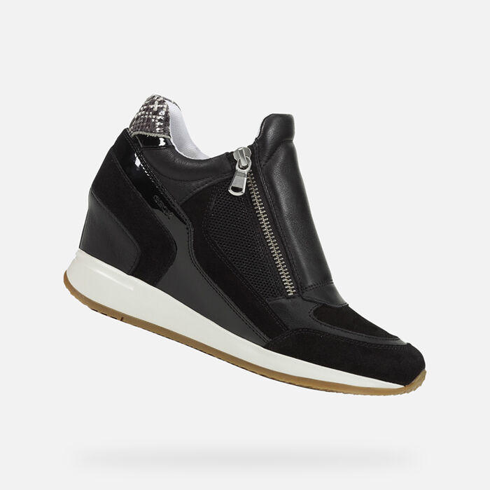 Wedges for Women, Platform Shoes | Geox