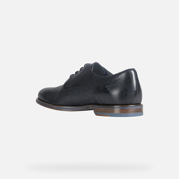 MAN FORMAL SHOES GEOX BAYLE MAN - 4