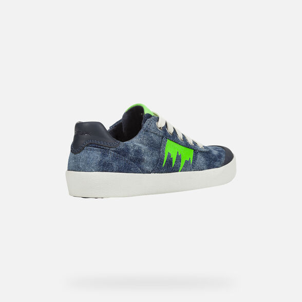 LOW TOP BOY JR KILWI BOY - 5