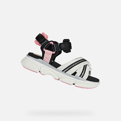 SANDALS GIRL GEOX LUNARE GIRL