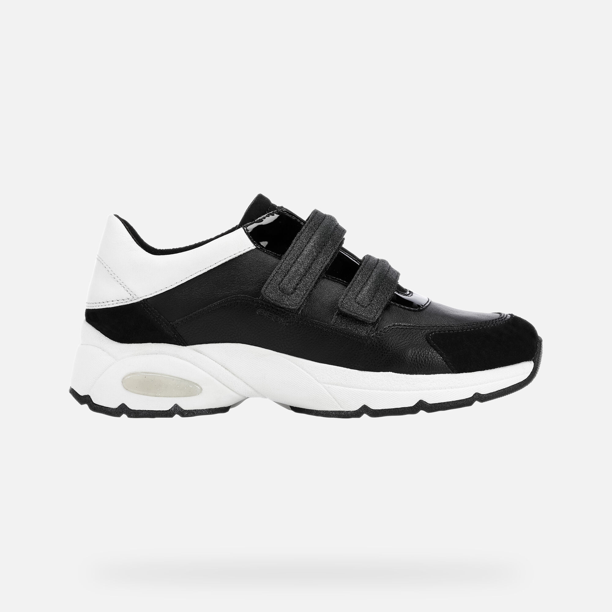 Geox ALHOUR Sneakers basse nere Donna | Geox Online Store