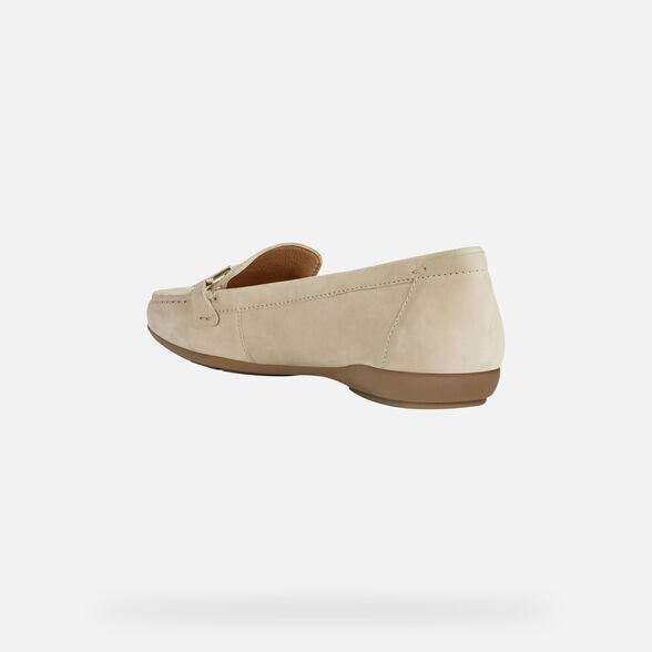 WOMAN LOAFERS GEOX ANNYTAH WOMAN - 4
