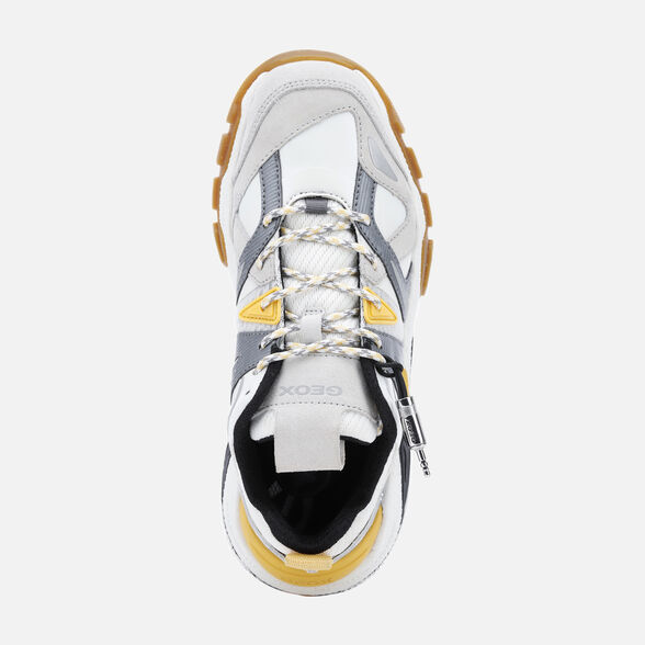MAN SNEAKERS GEOX T01 PHONICA - 6