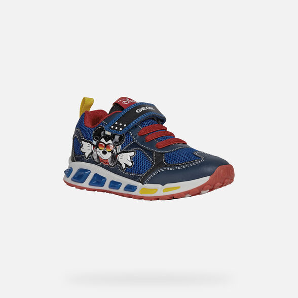 BOY SNEAKERS GEOX SHUTTLE BOY - 3