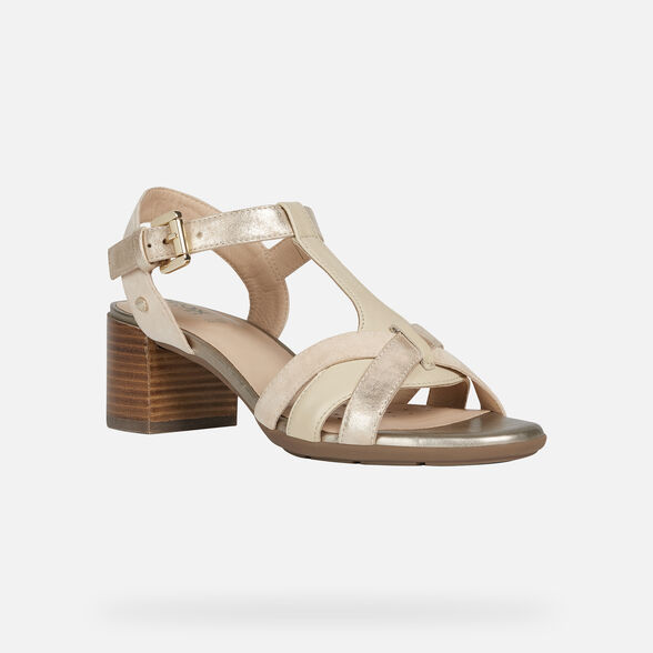 WOMAN SANDALS GEOX MARYKARMEN WOMAN - 3