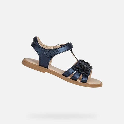 SANDALES FILLE GEOX KARLY FILLE - null