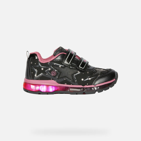 LIGHT-UP SHOES GIRL GEOX ANDROID GIRL - 8