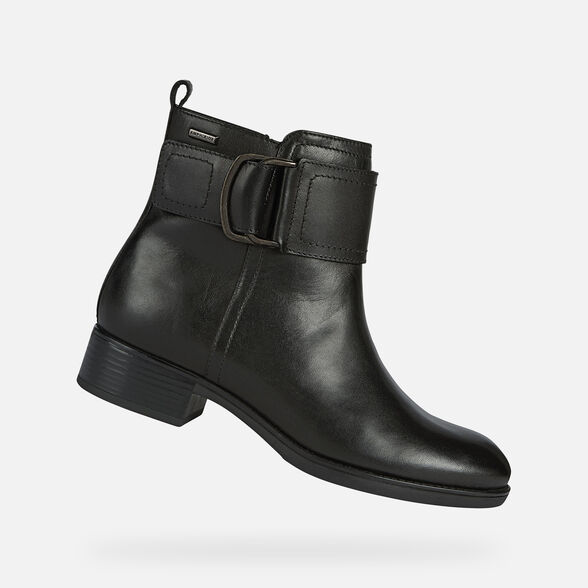 WOMAN ANKLE BOOTS GEOX FELICITY NP ABX WOMAN - 1