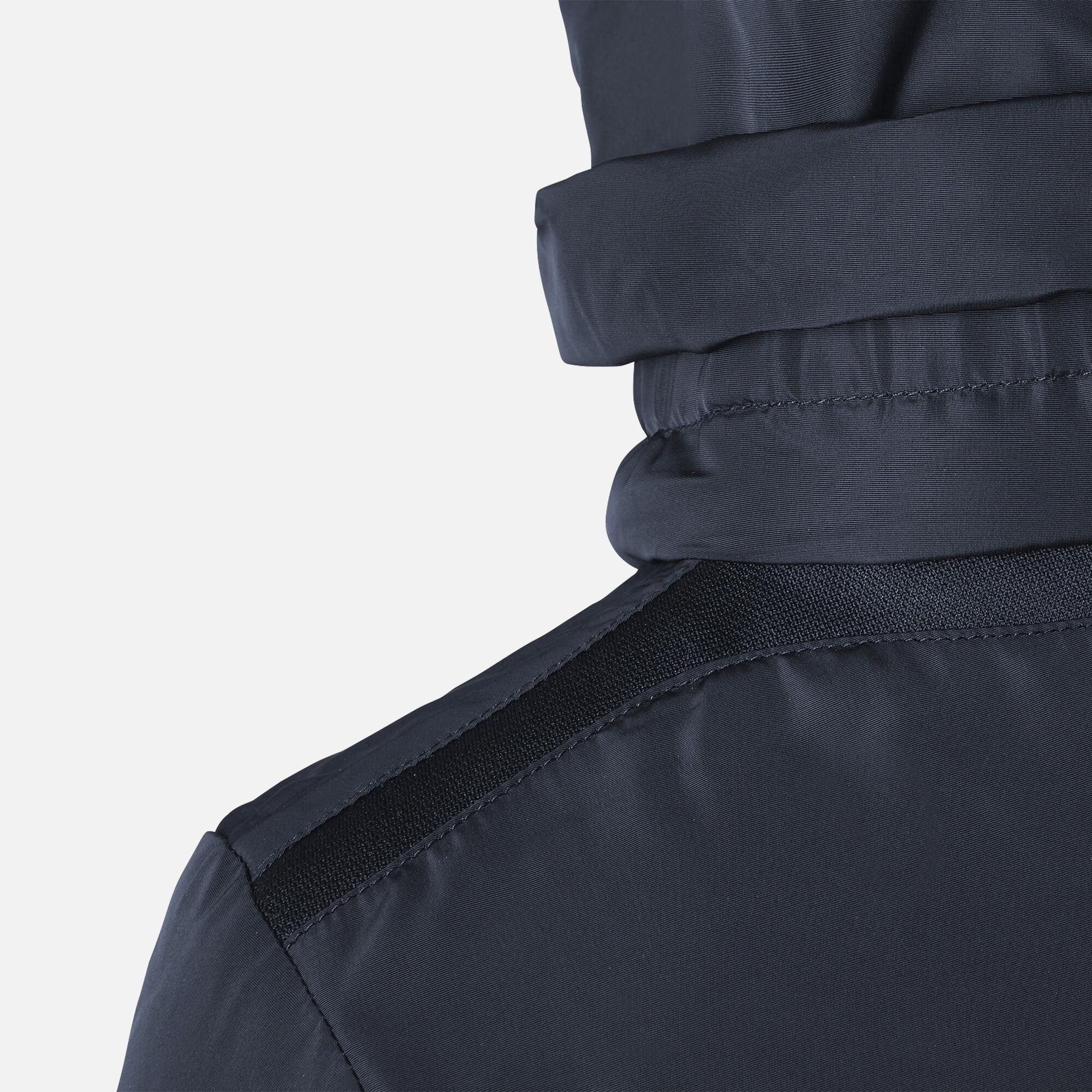 Geox NAIOMY Frau: dunkelblaue Jacke | Geox HerbstWinter