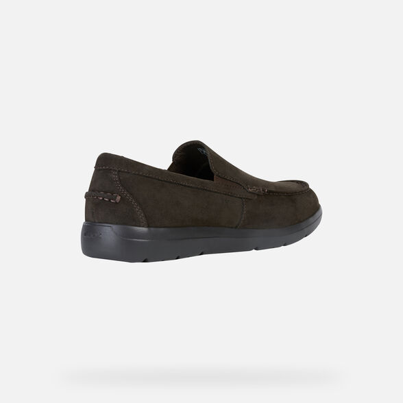 LOAFERS MAN GEOX LEITAN MAN - 5