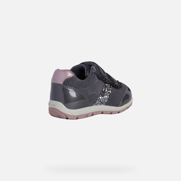 LOW TOP BABY GEOX SHAAX BABY GIRL - 5