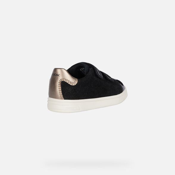 LOW TOP BABY GEOX DJROCK BABY GIRL - 5