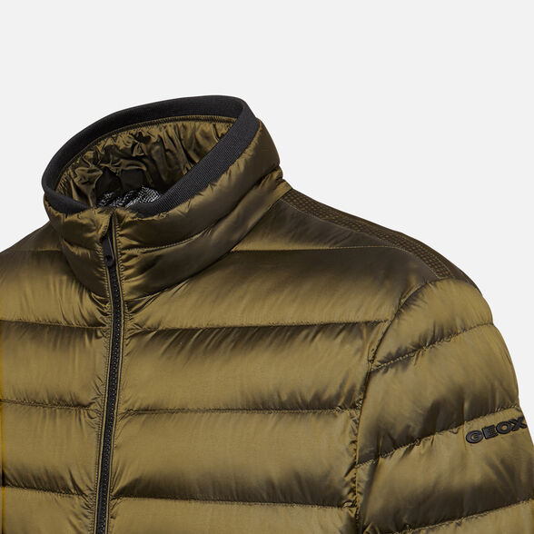 MAN DOWN JACKETS GEOX DERECK MAN - 8