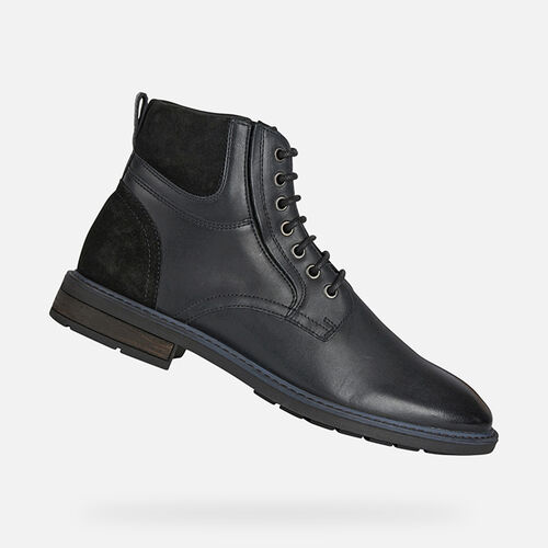 BOOTS MAN GEOX VIGGIANO MAN - null