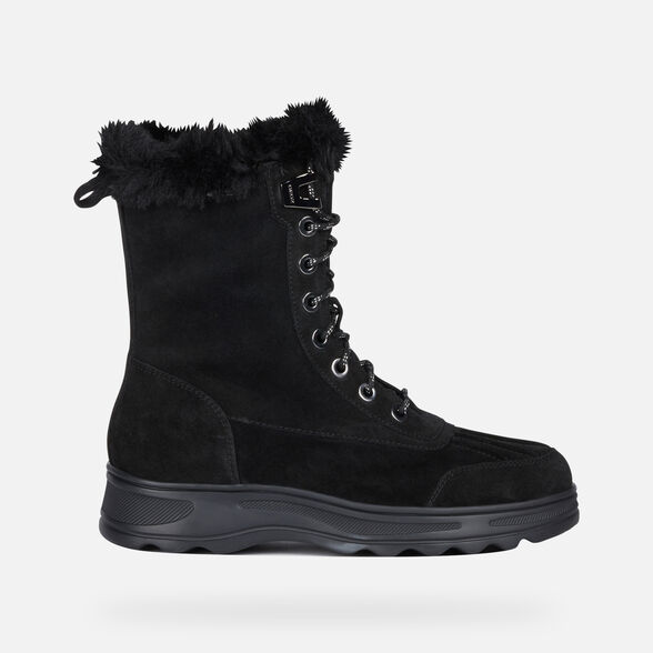 ANKLE BOOTS WOMAN GEOX HOSMOS ABX WOMAN - 2