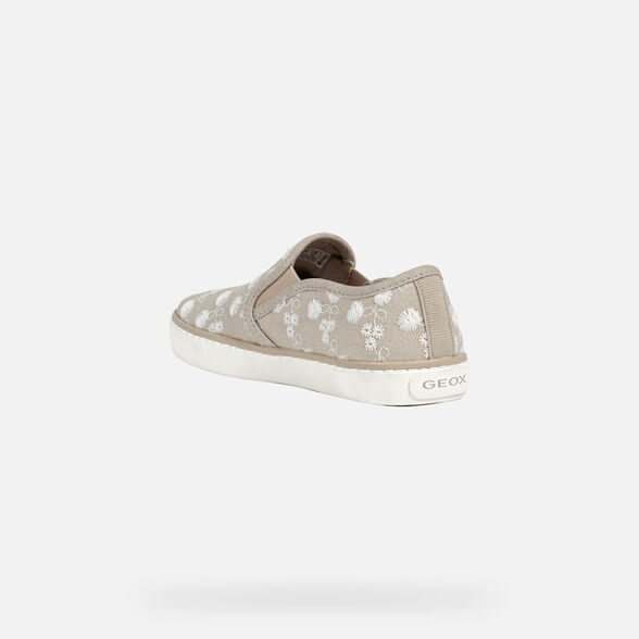 FILLE ESPADRILLES GEOX KILWI FILLE - 4