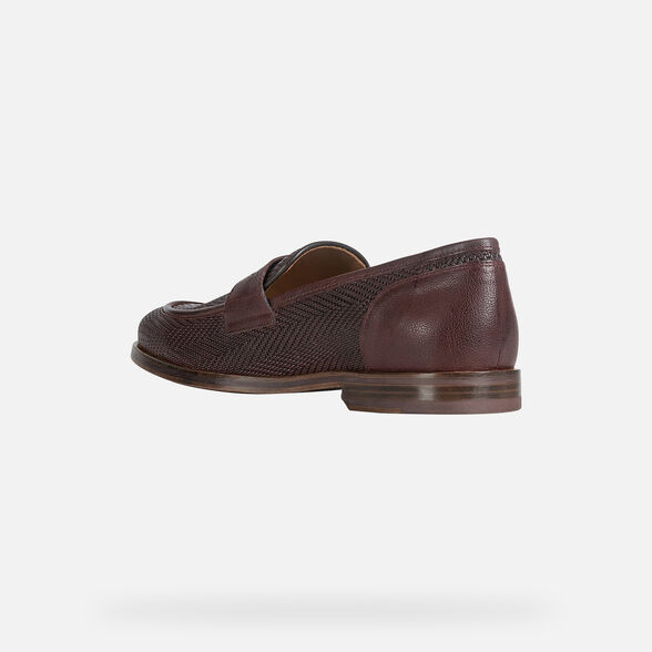 MAN LOAFERS GEOX BAYLE MAN - 4