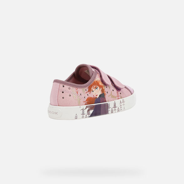 GIRL SNEAKERS GEOX CIAK GIRL - 5