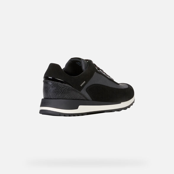 SNEAKERS DONNA GEOX ANEKO ABX DONNA - 5