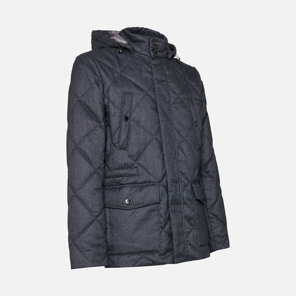 DOWN JACKETS MAN GEOX RENAN MAN - 3