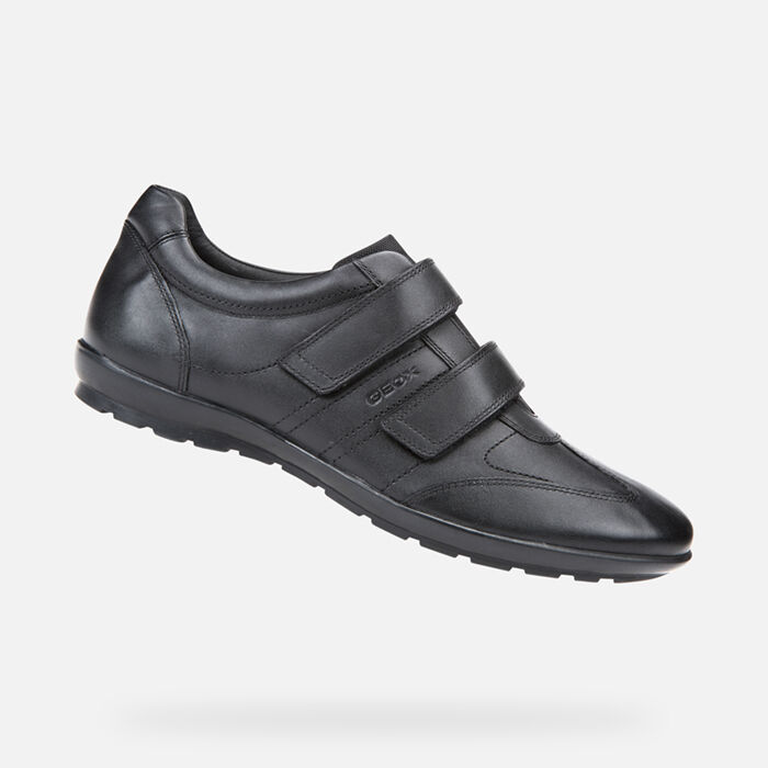 baskets homme velcro geox