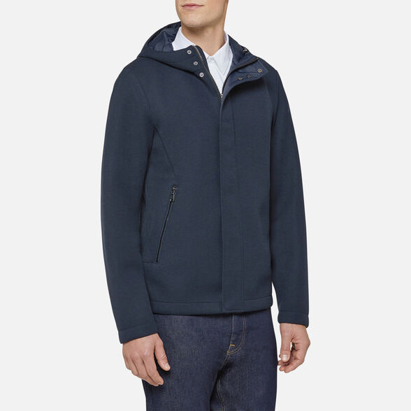 VESTES HOMME GEOX SILE HOMME - 4