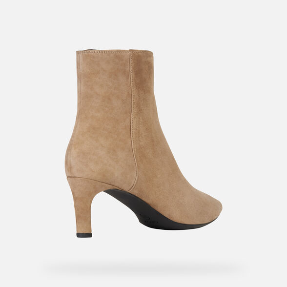 ANKLE BOOTS WOMAN GEOX BIBBIANA WOMAN - 6