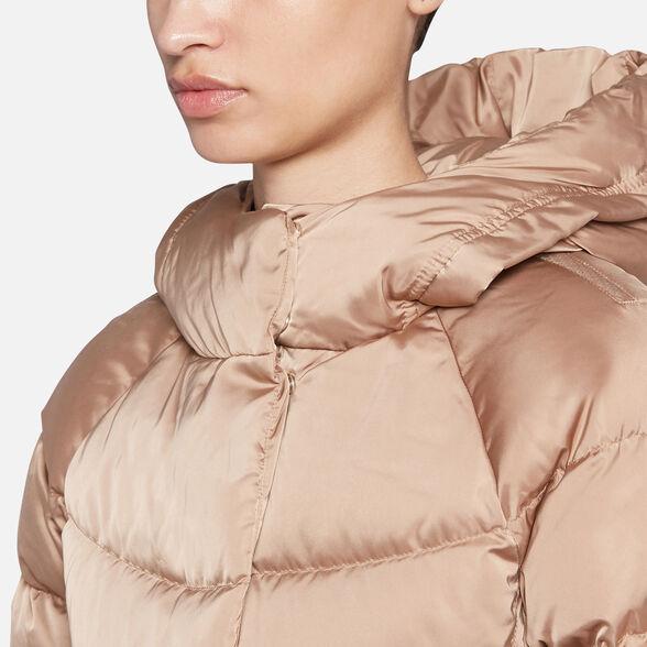 WOMAN DOWN JACKETS GEOX CHLOO WOMAN - 9