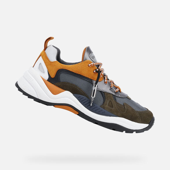 SNEAKERS UOMO GEOX T02 PHONICA - 1