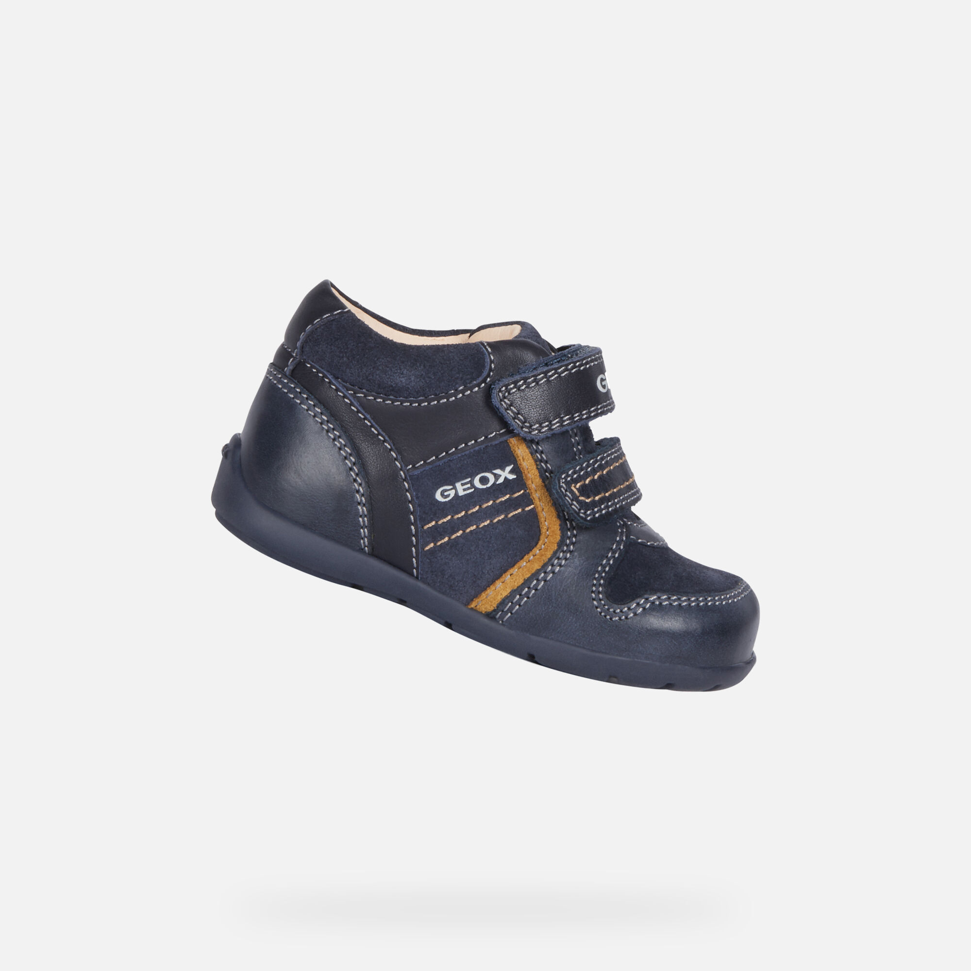 Geox KAYTAN Bébé Garçon Chaussures premiers pas Bleue | Geox®