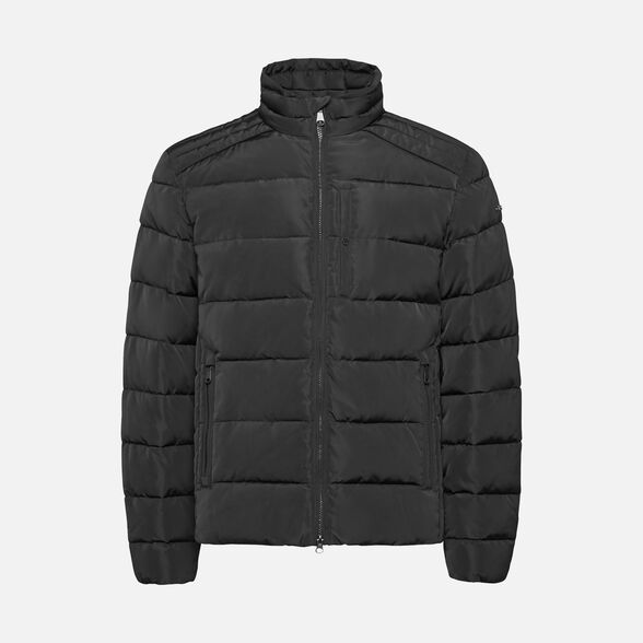 DOWN JACKETS MAN GEOX HILSTONE MAN - 1