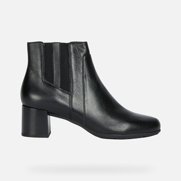 ANKLE BOOTS WOMAN GEOX NEW ANNYA WOMAN - 2