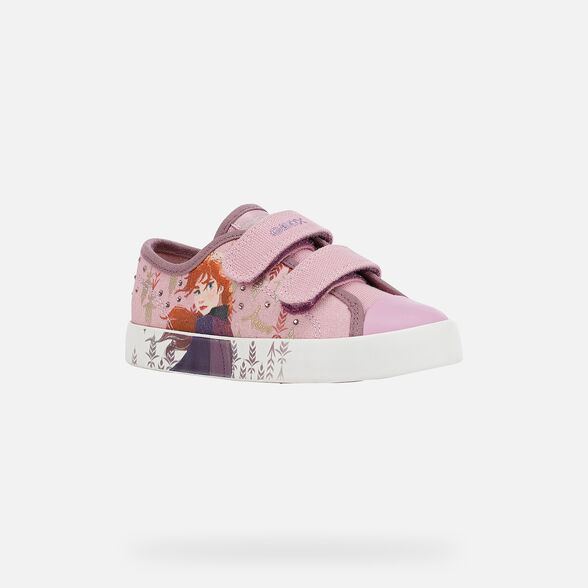 GIRL SNEAKERS GEOX CIAK GIRL - 3