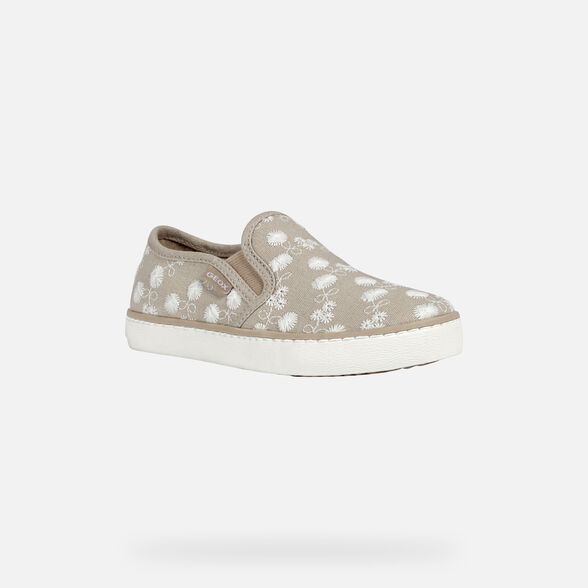 FILLE ESPADRILLES GEOX KILWI FILLE - 3
