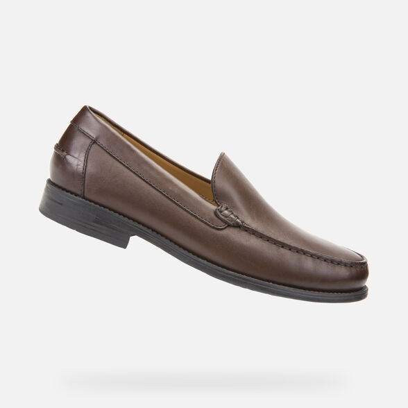 MAN LOAFERS GEOX NEW DAMON MAN - 1