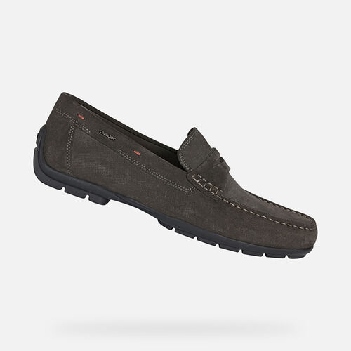 LOAFERS MAN GEOX MONER 2FIT MAN - null