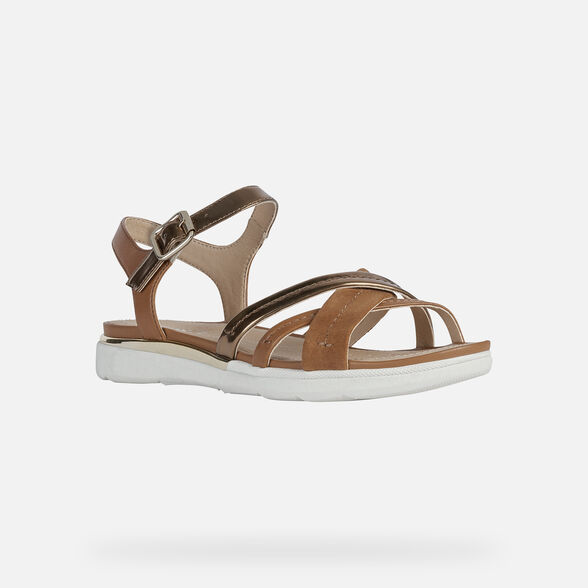 SANDALS WOMAN GEOX HIVER WOMAN - 3