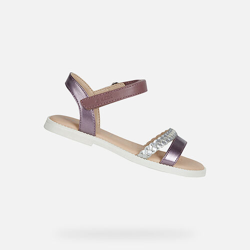 SANDALS GIRL GEOX KARLY GIRL - null