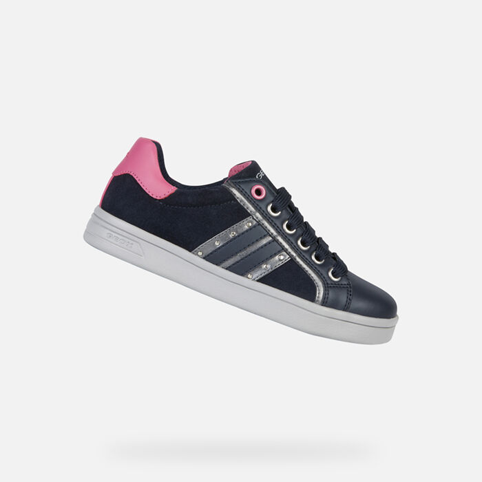 Chaussures Fille Chaussures TranspirantesGeox Fille Pour Anti Pour H29IWDE