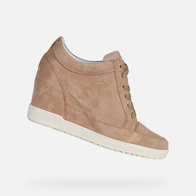 SNEAKERS DAMEN GEOX CARUM DAME